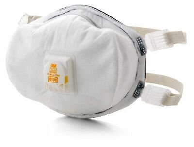 3m 8233 N100 Particulate Respirator 1 Individual Sealed Mask Exp. Date 042025