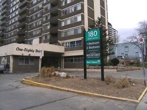 1 BEDROOM-  Downtown Hamilton