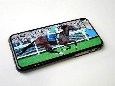 PASST iPhone 6 6s Handy Hartschale Case Frankel Pferd Renn Legend Nr 7