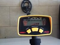 Metal Detector Garrett Ace 150 and Volume Controlled Head Phones