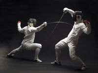 Youth Introductory Fencing Lessons in 2016