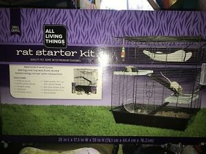 Spacious Rat/Ferrt Cage for Sale?!