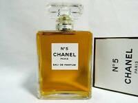Chanel No 5 100ml Eau De Parfum   Brand New   Sealed