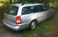 2001 Saturn L-Series LW300 V6 Wagon