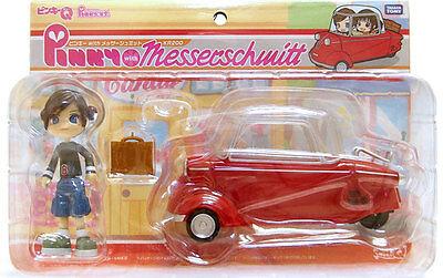 Pinky:st Street PK-KR-1 Choro-Q MESSERSCHMITT KR200 Bubble Car Figure Pop Anime