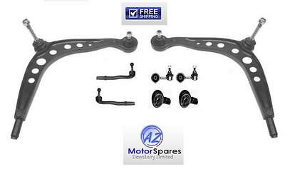 BMW E30 FRONT SUSPENSION WISHBONE TRACK CONTROL ARM KIT