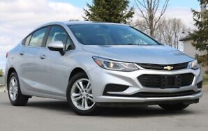 2018 Chevrolet Cruze Diesel|Sunroof|Leather|Heated Fnt Seats