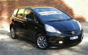 2010 Honda Jazz GE GLI Vibe Black 5 Speed Automatic Hatchback Upper Ferntree Gully Knox Area Preview