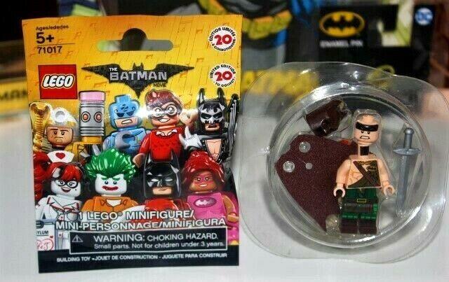 LEGO BATMAN MOVIE 71017 COMPLETE SET OF 20 MINIFIGURES NEW