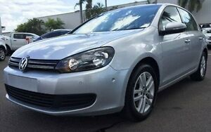 2011 Volkswagen Golf VI MY11 118TSI DSG Comfortline Silver 7 Speed Sports Automatic Dual Clutch Berrimah Darwin City Preview
