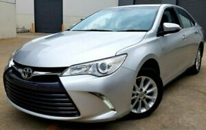 2016 Toyota Camry ASV50R Altise Silver 6 Speed Sports Automatic Sedan Dingley Village Kingston Area Preview