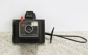 Vintage Polaroid ZIP Land Camera FILM Type 87 Regina Regina Area image 1