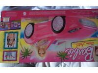 Barbie auto glam car