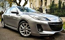 2013 Mazda 3 BL10L2 MY13 SP25 Activematic Grey 5 Speed Sports Automatic Hatchback Medindie Walkerville Area Preview