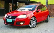 2008 Volkswagen Golf V MY08 GTi Red 6 Speed Manual Hatchback Upper Ferntree Gully Knox Area Preview
