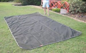 Large Caravan Annex Floor Mat - Size 4000mm x 2450mm Deception Bay Caboolture Area Preview