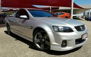 2012 Holden Commodore VE II SV6 Z Series Silver Automatic Utility Mackay Mackay City Preview