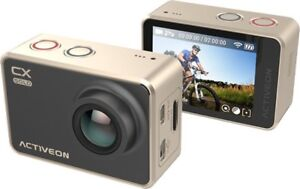 ACTIVEON Gold Go Pro Style Camera