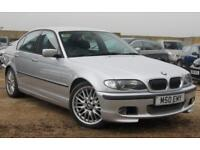 BMW 3 SERIES 2.5 325I SPORT 4D AUTOMATIC 190BHP *CHEAP PART EX TO CLEAR*