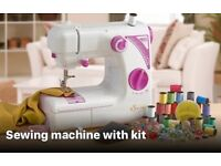 Sewing Machine with Kit brand new in box