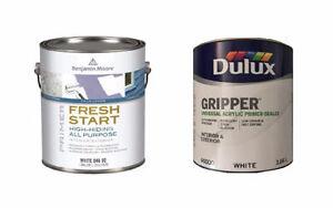 Benjamin Moore All Purpose Dulux Gripper Primer 1 Gallon
