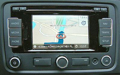 VW RNS 315 V9 (2017) WEST Europa, SD navi Karte neu und unbenutzt online kaufen