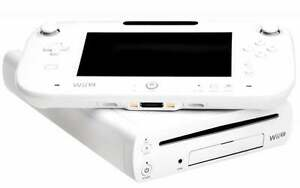 Nintendo WiiU Basic White 8GB