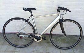 Single speed bike Custom built 48cm frame