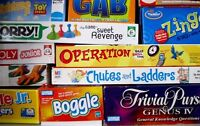 WANTED: Kids Board Games