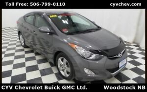 2013 Hyundai Elantra GLS - Heated Seats & Sunroof