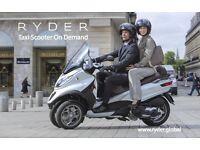 Ryder Global driver job - Get paid weekly