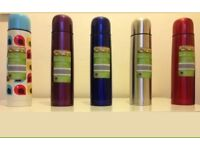 Ideal for gift - 1 Liter vacuum flask @ 5 Each