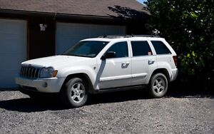 2005 Jeep Grand Cherokee Limited SUV, Crossover