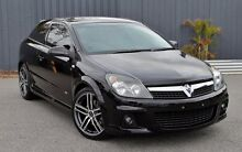 2008 Holden Astra AH MY08.5 SRI Turbo Black 6 Speed Manual Coupe Victoria Park Victoria Park Area Preview