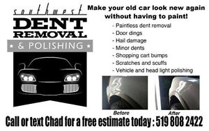 Paintless Dent Removal - Southwest Dents