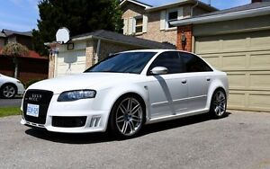2007 Audi RS4 Ibis White - Very Clean!