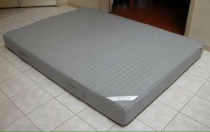 Double back support mattress - great condition