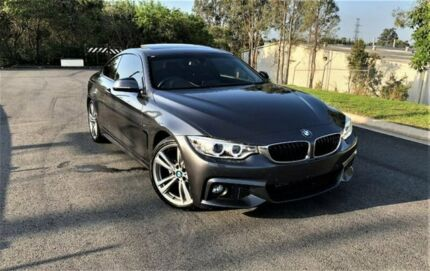 2016 BMW 420i F32 M Sport Grey 8 Speed Sports Automatic Coupe Darra Brisbane South West Preview