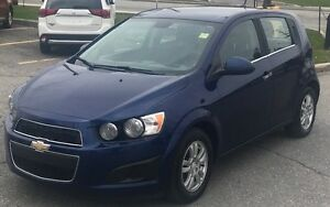 2012 Chevrolet Sonic AUT0,AIR,LOADED