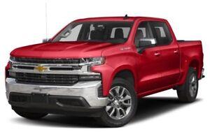 2019 Chevrolet SILVERADO 1500 4WD CREW CAB SHORT B