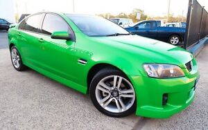 2008 Holden Commodore VE MY08 SV6 5 Speed Automatic Sedan Underwood Logan Area Preview