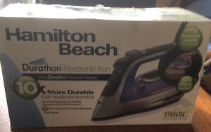 Brand New Hamilton Beach Durathon Iron $ 25