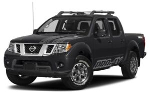 2018 Nissan Frontier PRO-4X 4x4, HEATED LEATHER, REAR CAMERA