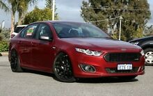 2015 Ford Falcon FG X XR6 Turbo Red 6 Speed Sports Automatic Sedan Bayswater Bayswater Area Preview