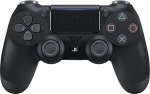 Sony PS4 DualShock 4 Wireless Controller for PlayStation 4 Black