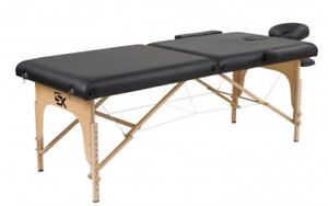 Neuf! $105  Table de massage portable/ 2 sections massage table
