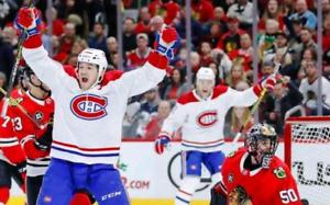 Canadiens Jeudi 13 sec 19h30 Section 307 BB