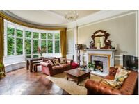 Stunning 2 Bedroom & 2 Reception Ground Floor Apartment in Victorian Villa