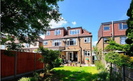 A LARGE FOUR DOUBLE BEDROOM HOUSE WITH PARKING CLOSE TO ENFIELD TOWN SHOPPING AND TRANSPORT
