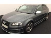 Audi S3 2.0T FSI quattro S Tronic 2012MY Black Edition FROM £77 PER WEEK !